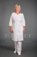 Халат женский медицинский 3-383