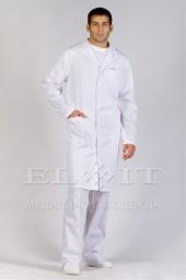 Халат мужской медицинский 4-381А