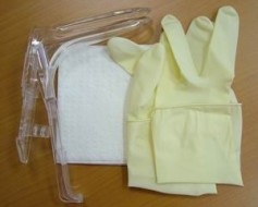 Комплекты гинекологические смотровые