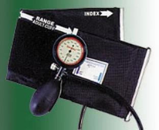 ВК2012 - Нагнетатель совмещён с манометром. Новинка со встроенным стетоскопом